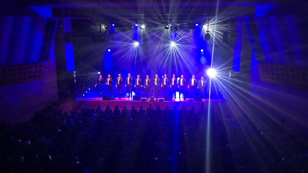 A cappella Konzert
